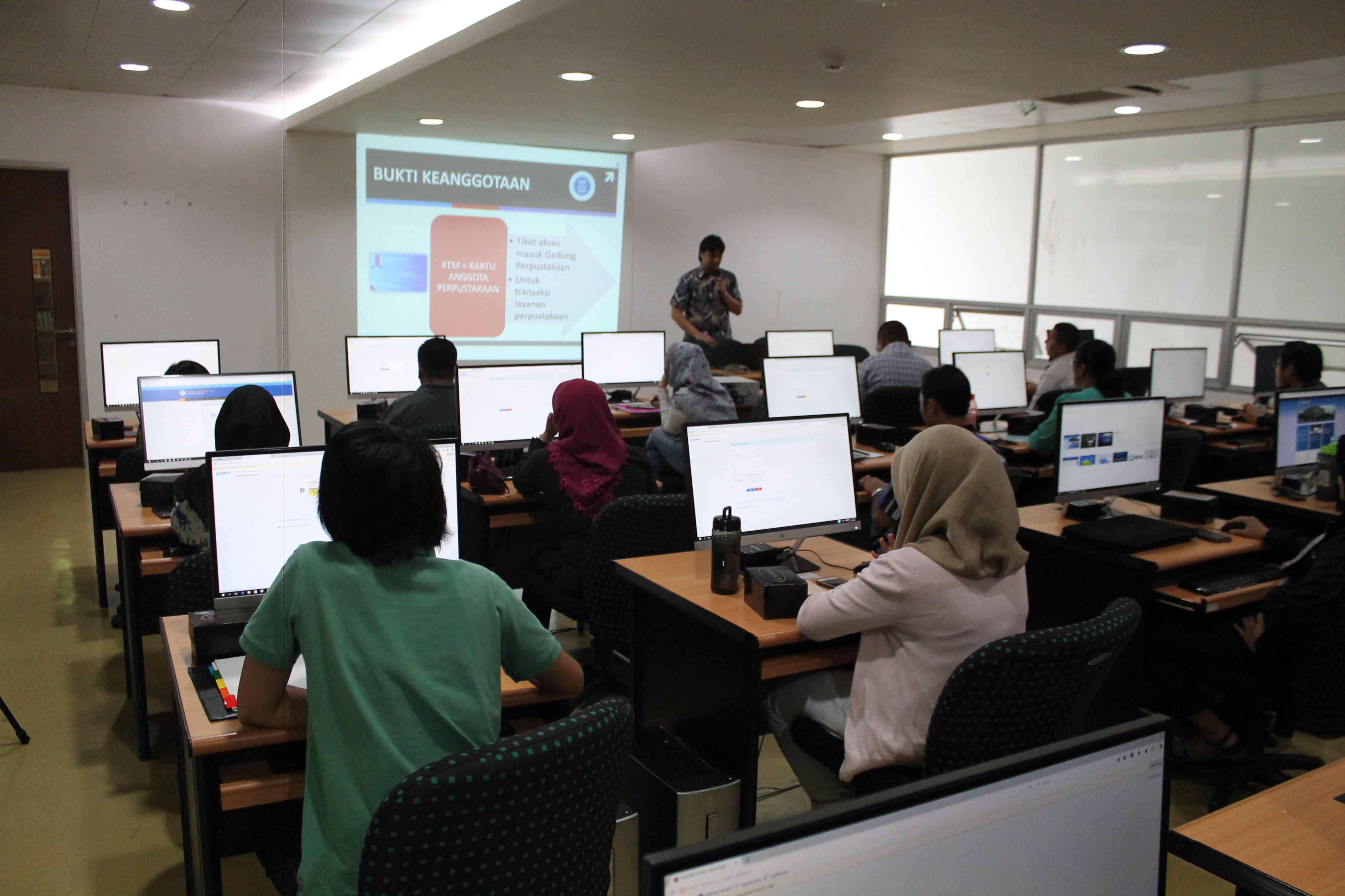 Informasi Keanggotaan Perpustakaan Mahasiswa Pascasarjana ITB