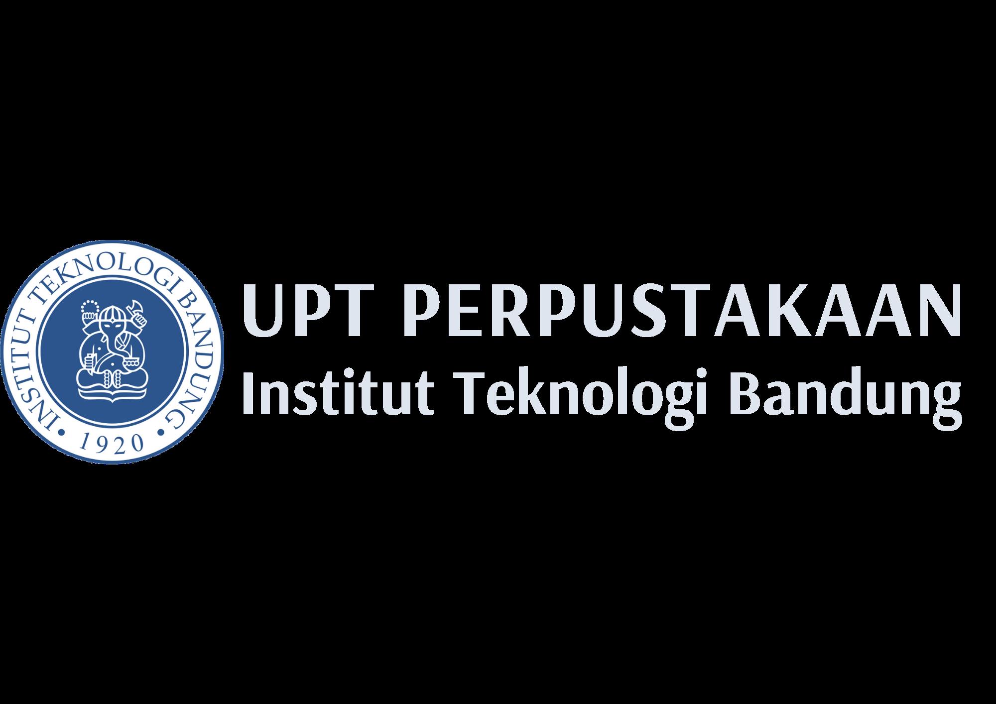 Perpustakaan ITB - UPT Perpustakaan ITB