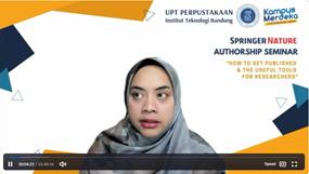 SpringerNature Authorship Workshop
