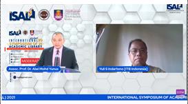 International Virtual Symposium of Academic Library (ISAL) 2021